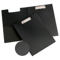 Marbig Clipboard Folder A4 Enviro Tough (BX12) 4400502 Black