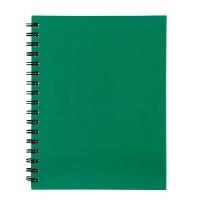 Spirax Notebook 511 Hardcover 225x175 200page PK5 Green