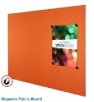 EDGE Magnetic Fabric Board LX7-2412-MF 2400x1200mm