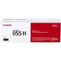 Canon Toner CART055HY Yellow (5.9k page) Hi-Capacity