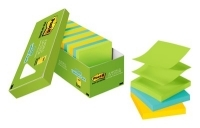 Post It Pop Up Notes R330-18AUCP 76x76 Cabinet Pack PK18