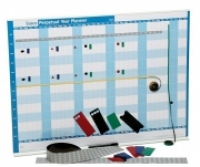 Sasco Perpetual Year Planner 855x630mm Year View