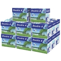 Double A Paper A4 G(20bxs:100reams) Med-Pallet