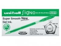 Uniball UM120 Signo Pens BX12 Green