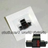 Casio Calculator Ink Roller IR40T 2colour Red/Black