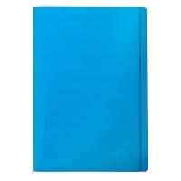 Marbig Manilla Folders Coloured Fcap PK20 Blue