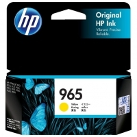HP Ink Cartridge 965 Yellow - 700 pages