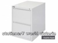 Rapidline Filing Cabinet 2 Drawer Graph Ripple