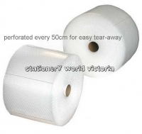 Bubble Wrap 375mm x 100Mt Roll-10mm (Perforated 50cm)