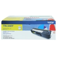 Brother Toner TN348 Yellow  - 6000 pages