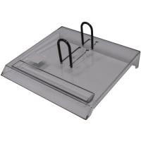 Italplast Desk Calendar Stand Side Open i170 Smoke