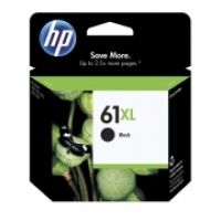 HP Ink Cartridge (61XL) CH563WA Black HiCapacity