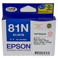 Epson Ink Cartridge 81N High Capacity Lt Magenta