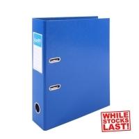 Bantex Lever Arch File PVC A4 Standard 1450-11 Lt Blue