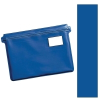 Marbig Convention case - PVC 450mm x 305mm 9007001 Blue