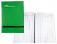 Collins A24 Account Book A4 24 leaf 12 Money Column
