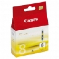 Canon Ink Cartridge CLI8Y Yellow