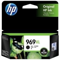 HP 969XL Ink Cartridge 3JA83AA Black - 3000 pages