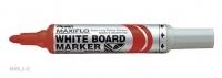Pentel Maxiflo Whiteboard Marker MWL5B Red