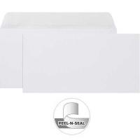 Cumberland Laser Envelope 110x220 DL StripSeal 90gsm White BX500