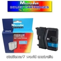 Compatible Brother Ink Cartridge LC39C Cyan