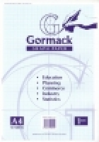 Gormack Graph Pad A4 1mm C101Y 50sheet