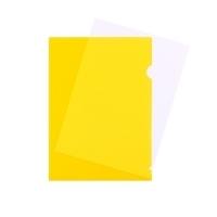 Bantex Letter Files 2242-06 A4 Yellow