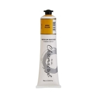 Chromacryl Student Acrylic Paint 75ml Warm Yellow