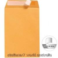 Tudor Envelope 458x324 C3 PeelNSeal Gold BX250