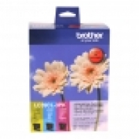 Brother Ink Cartridge LC39CL3PK (1ea Cyan Magenta Yellow)