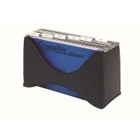 Crystalfile Desktop Suspension File Holder Black 8108502