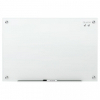Quartet infinity Magnetic Glass Board White 895x635