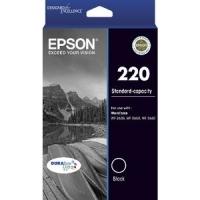 Epson Ink Cartridge 220 Black