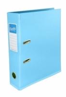 Bantex Lever Arch File PVC A4 Vibrant Colours 1450-23 Sky Blue