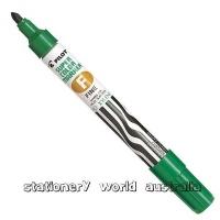 Pilot SCAF Fine Bullet-Tip Marker BX12 619104 Green