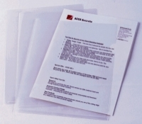 Marbig Letter Files A4 Ultra Clear 2004312 BX100