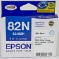 Epson Ink Cartridge 82N Light Cyan