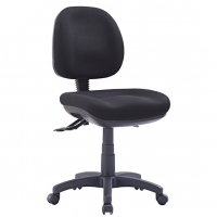 Style P350-MB Task Office Chair Low Back - Black