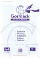 Gormack Graph Pad A4 2mm C051Y 50sheet