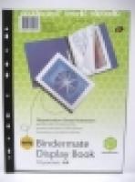 Marbig A4 Bindermate Display Book 10pocket 22004