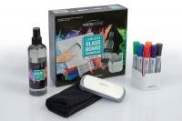 Visionchart VA800-G Premium Glassboard Essentials Starter Kit