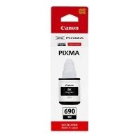Canon GI690BK Black Ink Bottle 6K - 6000 pages