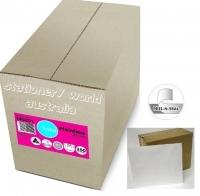 Tudor Envelope 305x255 PeelNSeal White H/weight 196918 BX250
