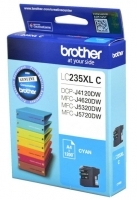 Brother Ink Cartridge LC235XL Cyan