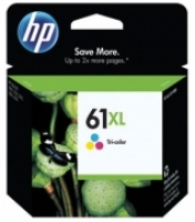 HP 61XL Ink CartridgeL CH564WA Tri-Color HiCapacity
