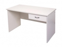 Rapid Vibe Open Desk 1200x600mm Light Grey