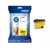 Brother Ink Cartridge LC3339XL Yellolw