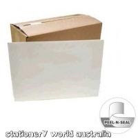 Tudor Envelope 458x324 C3 PeelNSeal White BX250