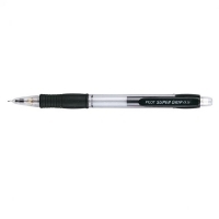 Pilot Supergrip Mechanical Pencil H185 Black 0.5mm 612308
