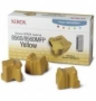 Fuji Xerox Ink Cartridge 108R00905 PhaserSticks - Yellow 3Pack
